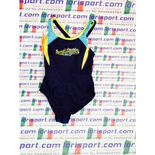 AQUA SPHERE - COSTUME DA NUOTO POWER BLUE - JUNIOR