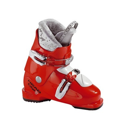 HEAD - SCARPONI DA SCI EDGE J 2 RED - JUNIOR