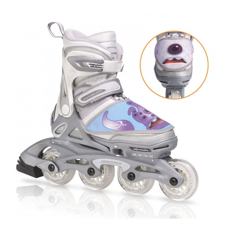 ROLLERBLADE - PATTINI IN LINEA MEET THE INVADERS G - JUNIOR