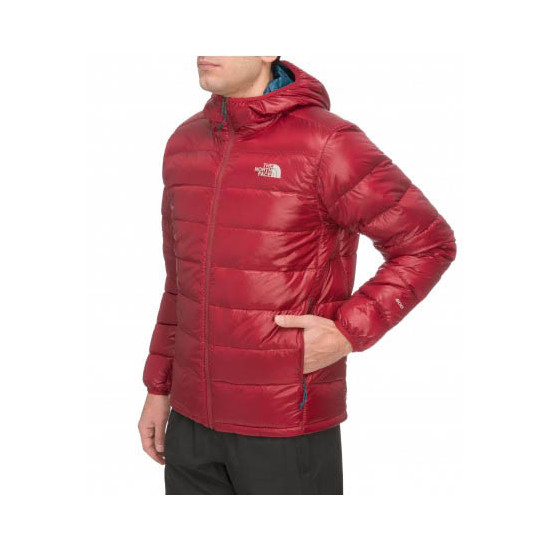THE NORTH FACE - GIACCA M LA PAZ HOODED JKT TNF
