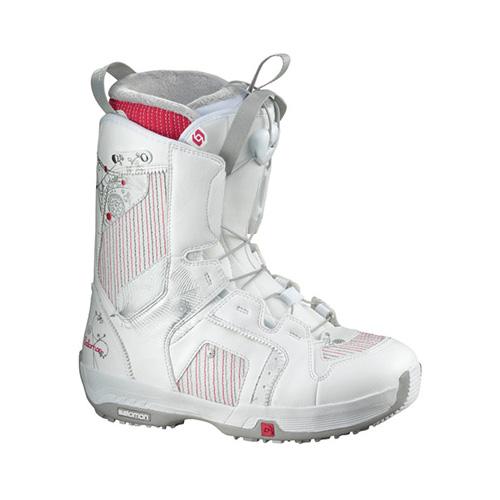 SALOMON - SCARPONI SNOWBOARD PEARL - DONNA f6a75c2e239