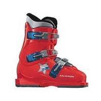 skate shoes in stock separation shoes SALOMON - SCARPONI DA SCI PERFORMA T 3 RED - JUNIOR