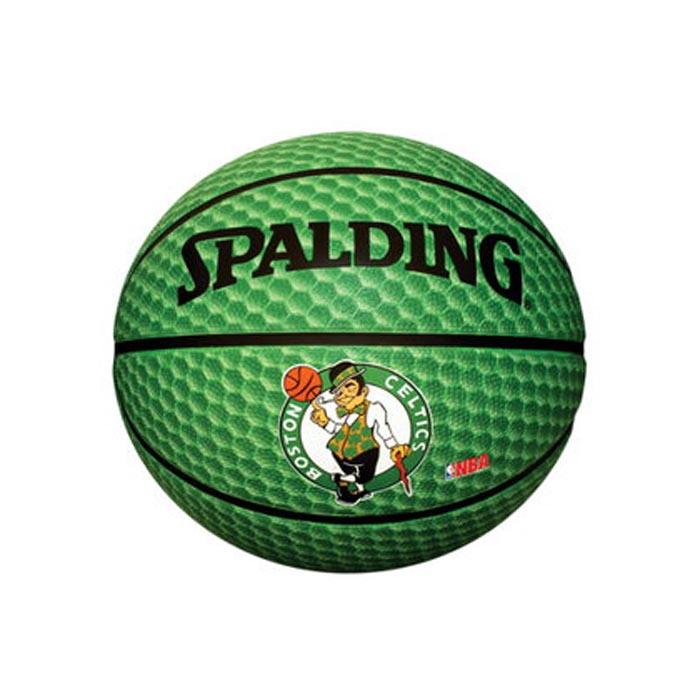 SPALDING - PALLONE DA BASKET BOSTON